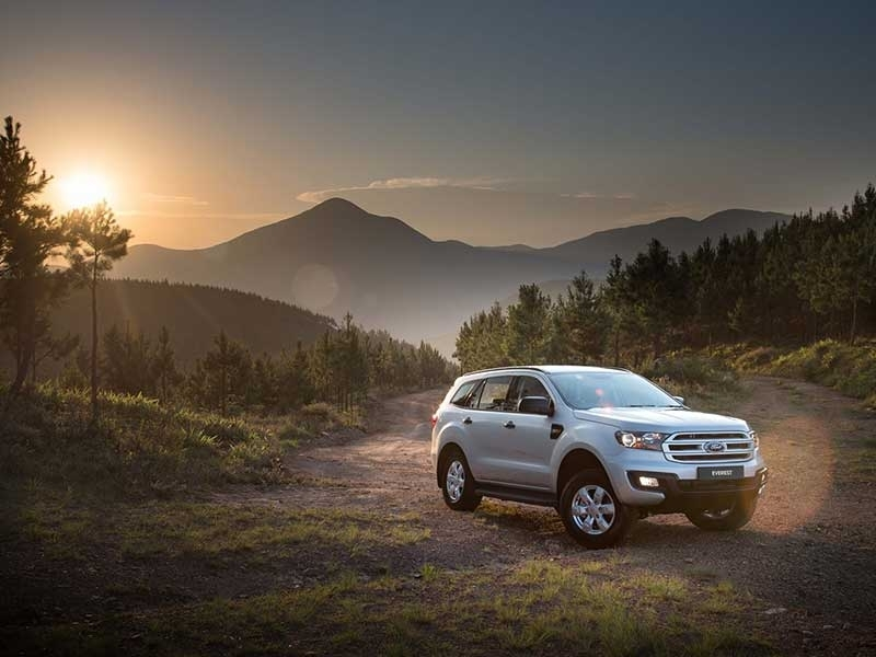 Ford - Everest
